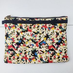 Carolina Herrera Neiman Marcus Makeup Beauty Bag